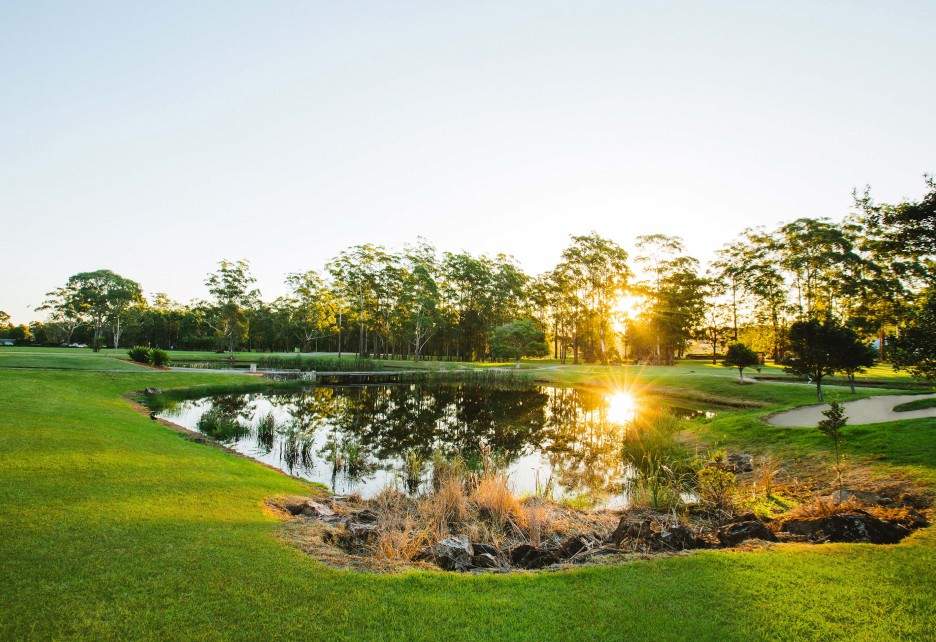 Tallwoods Golf Course and Resort - Accommodation Redcliffe
