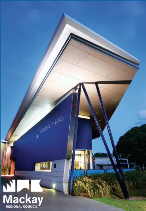 ArtSpace Mackay - Accommodation Redcliffe