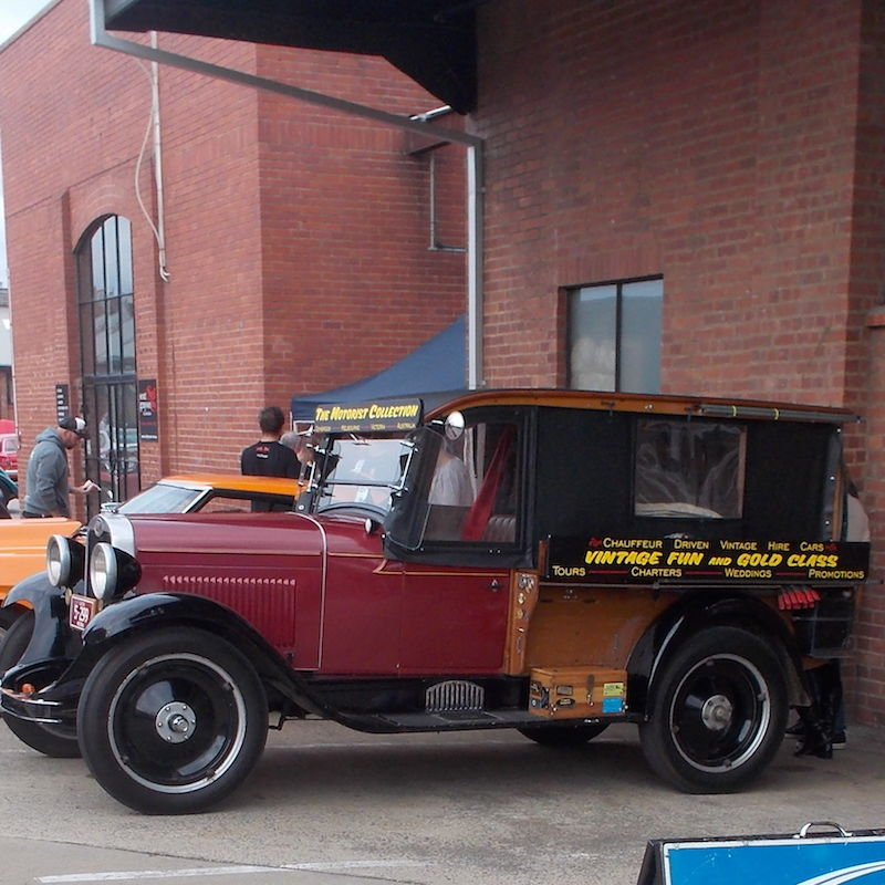 Vintage Fun Hire Cars - Accommodation Redcliffe
