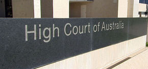 High Court Of Australia Parkes Place - Accommodation Redcliffe