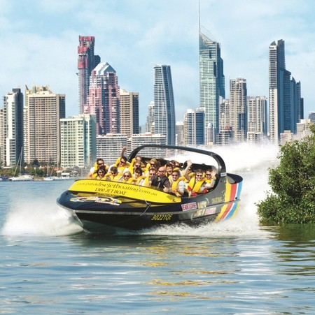 Paradise Jetboating - Accommodation Redcliffe