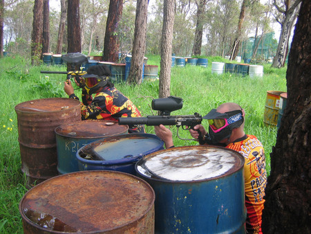 Paintball Skirmish Perth - Accommodation Redcliffe