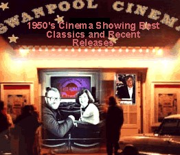 Swanpool Cinema - Accommodation Redcliffe