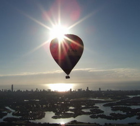 Balloon Down Under - Accommodation Redcliffe