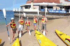 Manly Kayaks - Accommodation Redcliffe