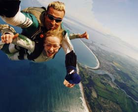 Skydive Melbourne - Accommodation Redcliffe