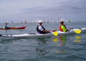 Sea Kayak Melbourne and Victoria - Accommodation Redcliffe