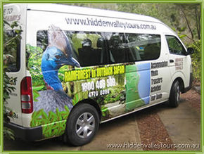 Hidden Valley Tours - Accommodation Redcliffe