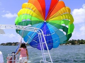 Parasail Australia - Accommodation Redcliffe