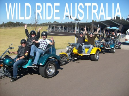 A Wild Ride - Accommodation Redcliffe