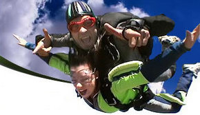 Adelaide Tandem Skydiving - Accommodation Redcliffe
