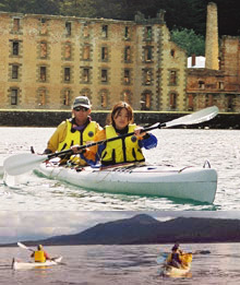 Blackaby's Sea Kayaks and Tours - Accommodation Redcliffe