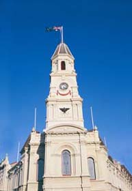 Fremantle Town Hall - Accommodation Redcliffe