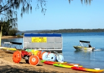Coochie Boat Hire - Accommodation Redcliffe