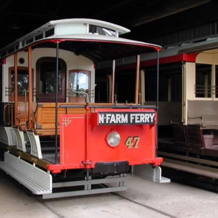 Brisbane Tramway Museum - Accommodation Redcliffe