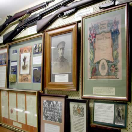 Queensland Military Memorial Museum - Accommodation Redcliffe