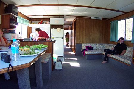 Clyde River Houseboats - Accommodation Redcliffe