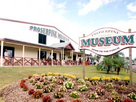 Proserpine Historical Museum - Accommodation Redcliffe
