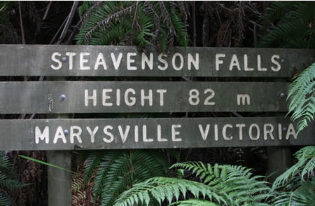 Stevensons Falls - Accommodation Redcliffe