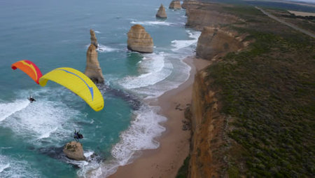 Airsports Adventure Flights - Accommodation Redcliffe