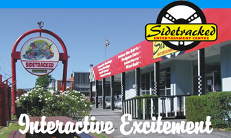 Sidetracked Entertainment Centre - Accommodation Redcliffe