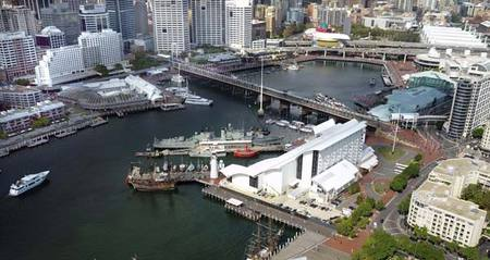 The Australian National Maritime Museum - Accommodation Redcliffe