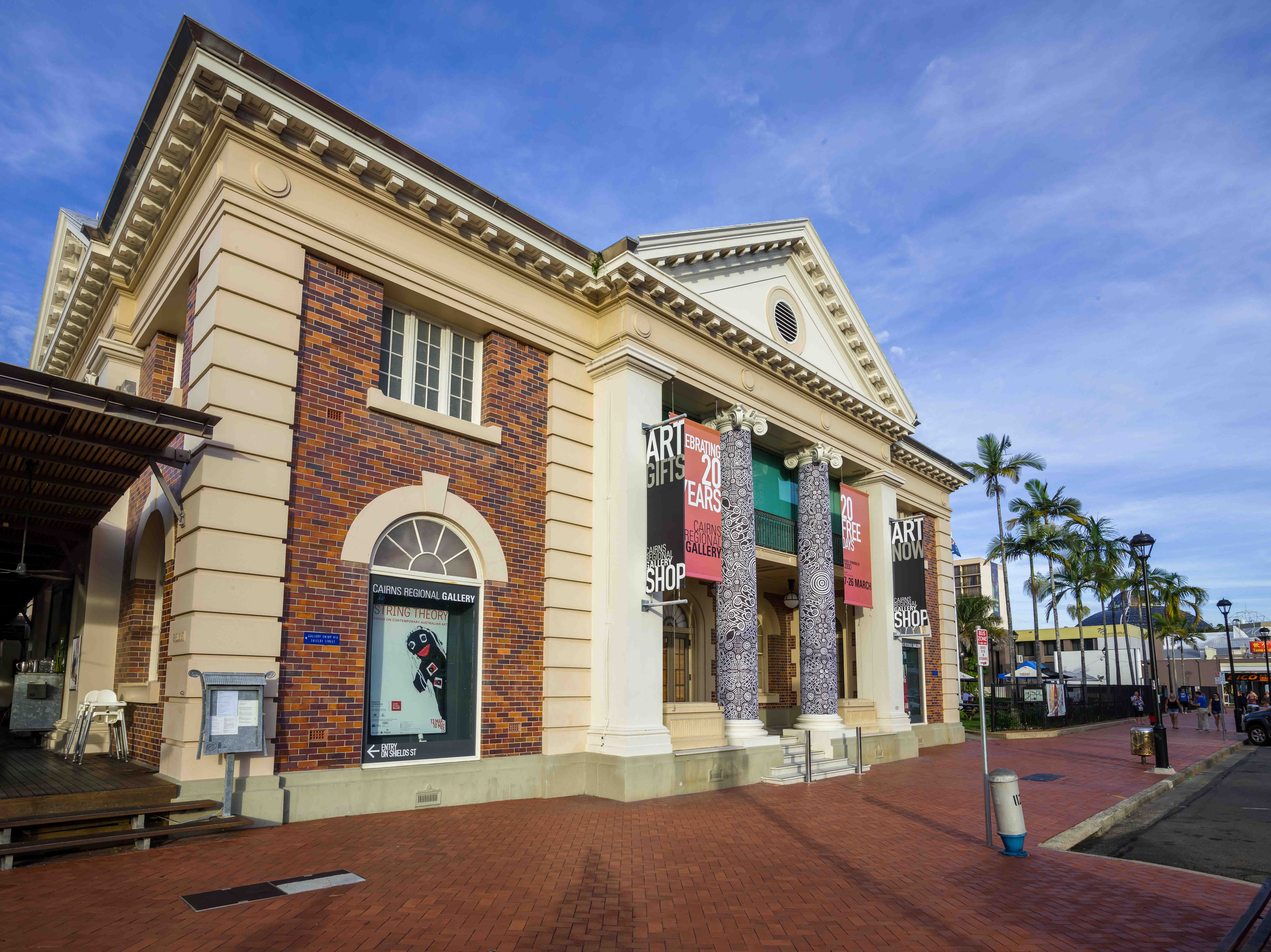 Cairns Regional Gallery - Accommodation Redcliffe
