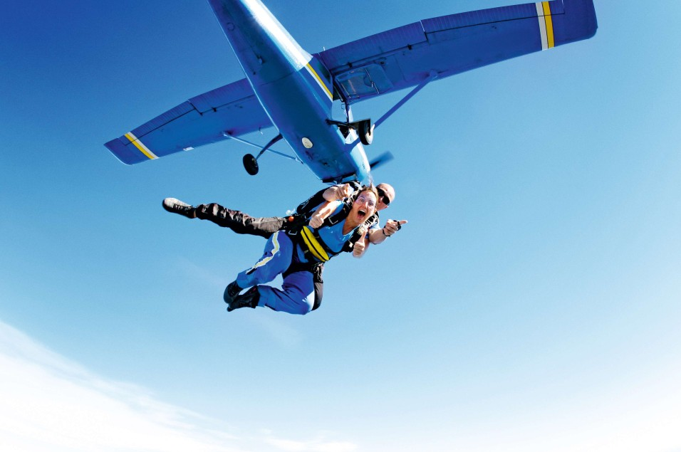 Skydive The Beach And Beyond Yarra Valley - Accommodation Redcliffe