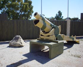 Military Museum Merredin - Accommodation Redcliffe