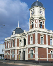 Boulder Town Hall - Accommodation Redcliffe