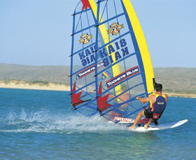 Windsurfing and Surfing - Accommodation Redcliffe