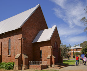 St Stephens Church of England - Accommodation Redcliffe