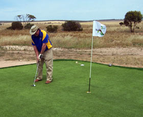 Nullarbor Links World's Longest Golf Course Australia - Accommodation Redcliffe