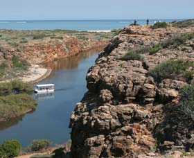 Yardie Creek Cape Range National Park - Accommodation Redcliffe