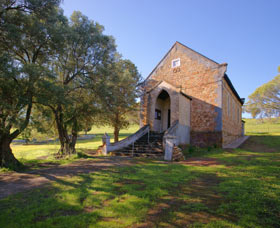 St Saviours Church Katrine - Accommodation Redcliffe
