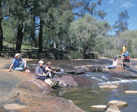 John Forrest National Park - Accommodation Redcliffe