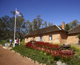 Old Gaol Museum Toodyay - Accommodation Redcliffe
