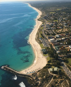 North Cottesloe Beach - Accommodation Redcliffe
