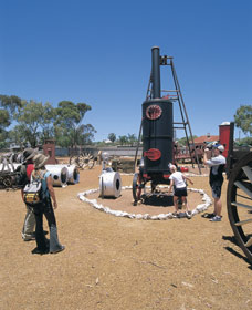Ben Prior's Open Air Museum - Accommodation Redcliffe