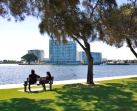 Foreshore Reserve - Accommodation Redcliffe