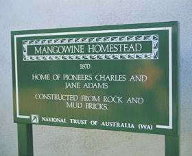 Mangowine Homestead - Accommodation Redcliffe
