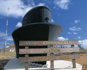 Harold E Holt Naval Communication Station - Accommodation Redcliffe