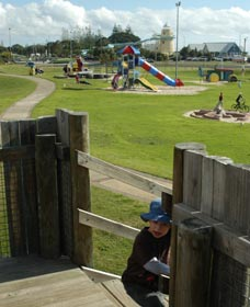 Yoganup Playground - Accommodation Redcliffe
