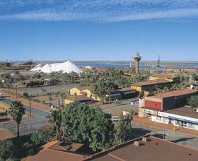 Town Observation Tower - Accommodation Redcliffe