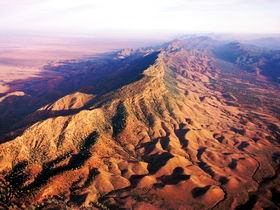Flinders Ranges National Park - Accommodation Redcliffe
