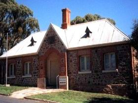 Old Police Station Museum - Accommodation Redcliffe