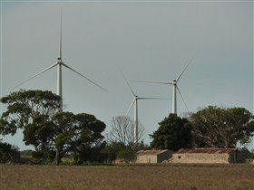 Wattle Point Wind Farm - Accommodation Redcliffe