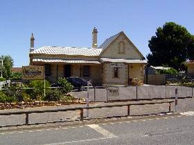 Stansbury Museum - Accommodation Redcliffe