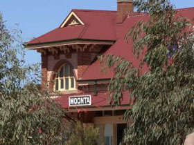 Moonta Tourist Office - Accommodation Redcliffe
