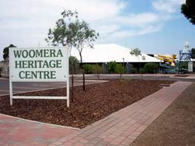 Woomera Heritage and Visitor Information Centre - Accommodation Redcliffe